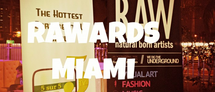 RAWARDS – A PHENOMENAL EVENT