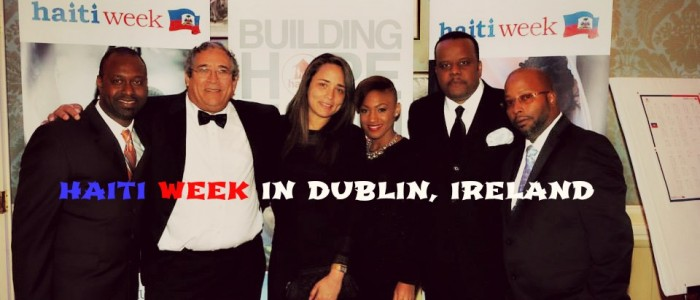 Haiti Week in Dublin Ireland 2014