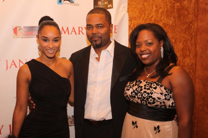 My First Red Carpet Event..Showing of Mary Jane