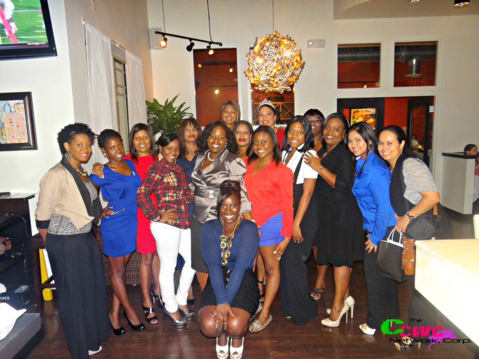 My very First club meeting Nov 2012