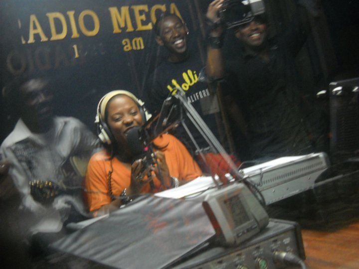 My First Radio Show..Chit Chat With Corhinn