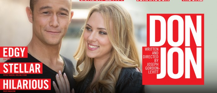 MOVIE REVIEW : DON JON